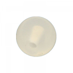 Clear Acrylic Ball - 1.2mm (16 Gauge)