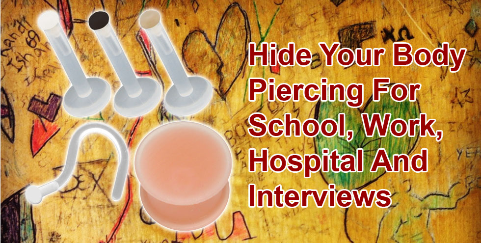 Piercing Retainers